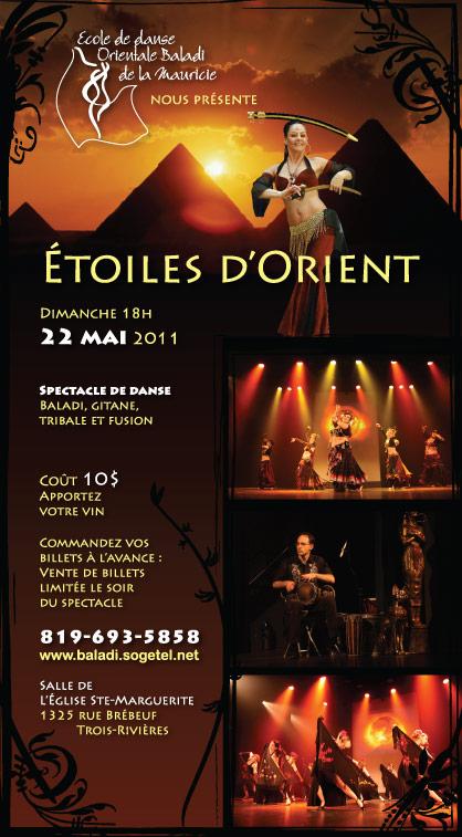 Étoiles d'Orient 2011
