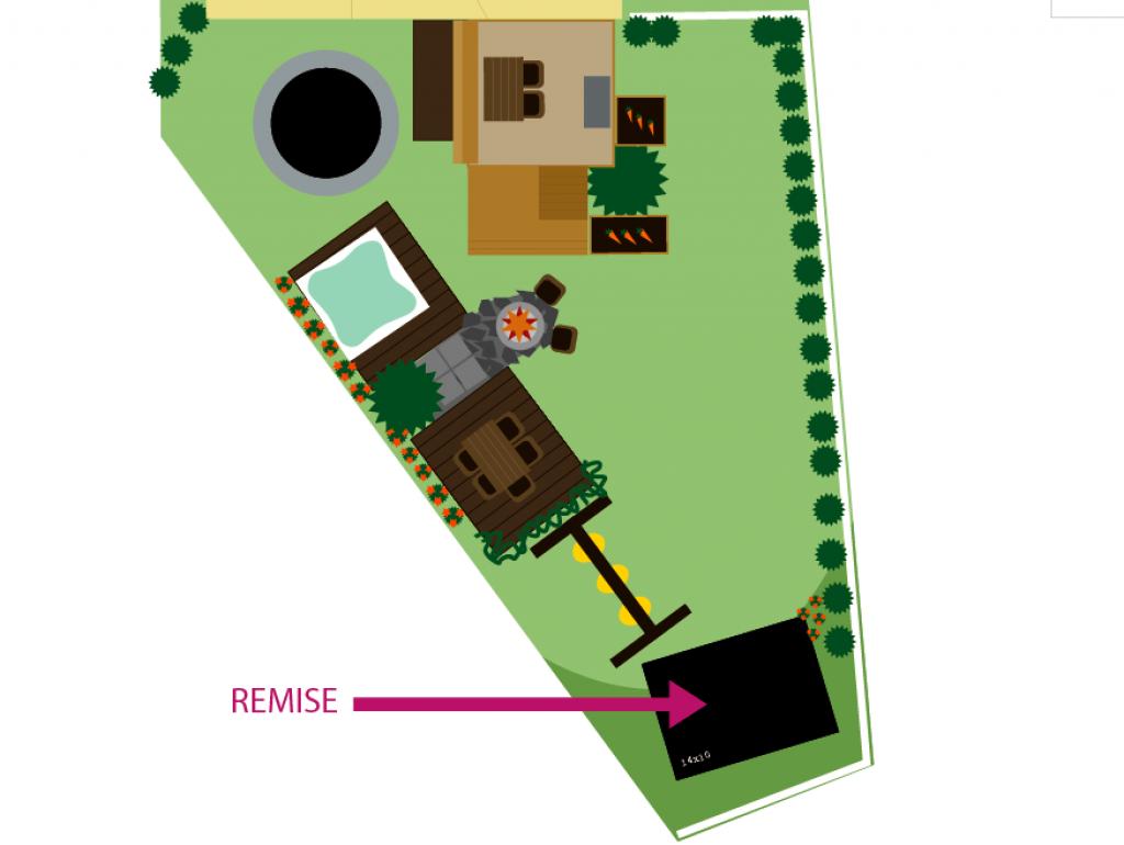 Plan paysager (fait maison)