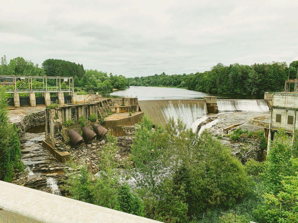 Barrage Portneuf