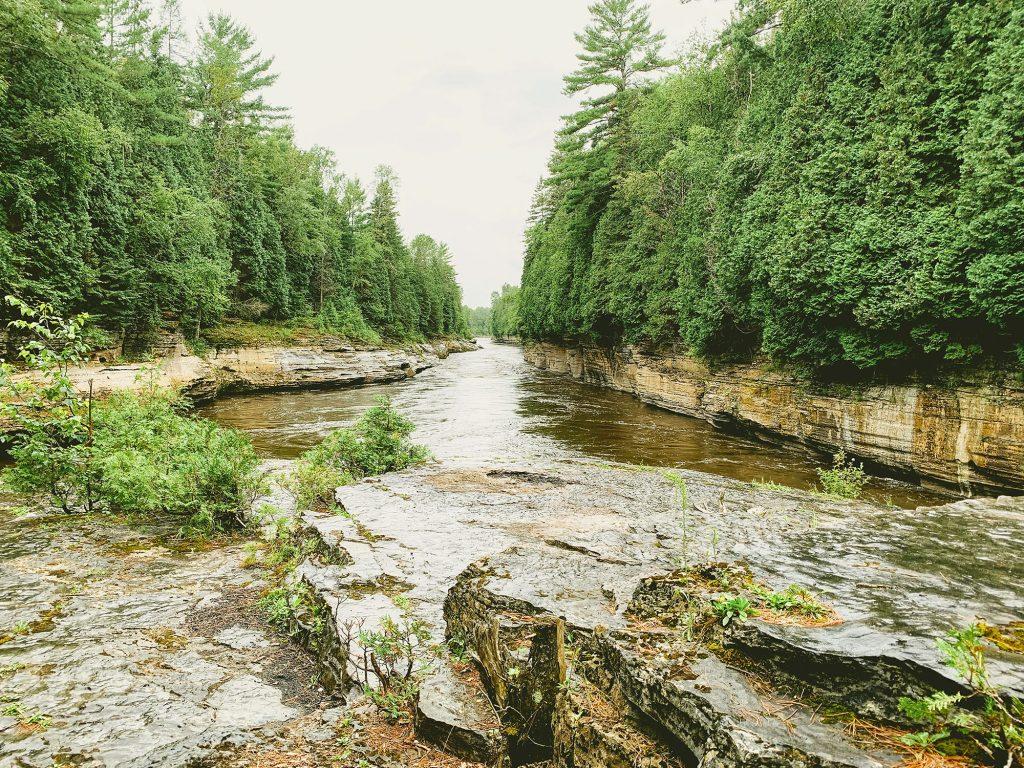 Gorges rivière Ste-Anne